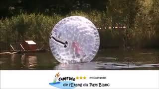 Camping de l'étang Guérande 2018