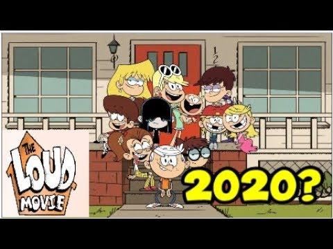 Loud House 2020 Movie Update