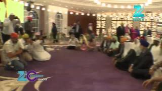 Sheikh Nahyan visits the Gurdwara in Dubai