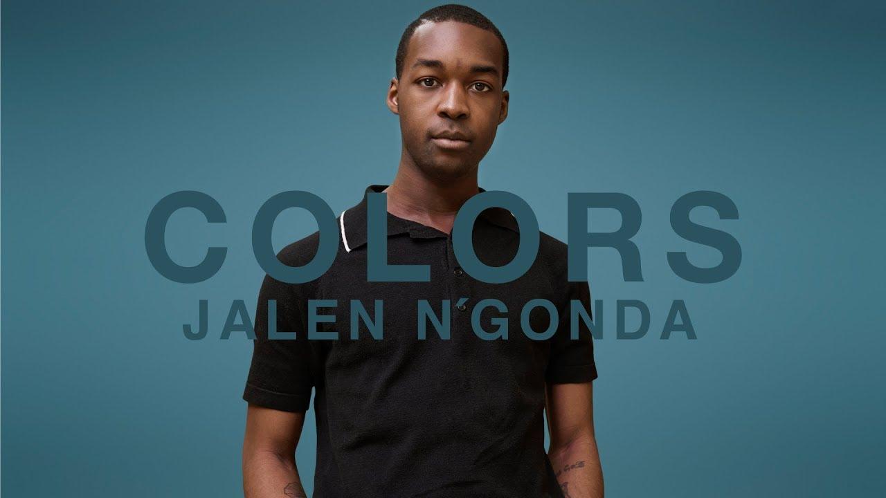 Jalen N'Gonda - Don't You Remember | A COLORS SHOW - YouTube