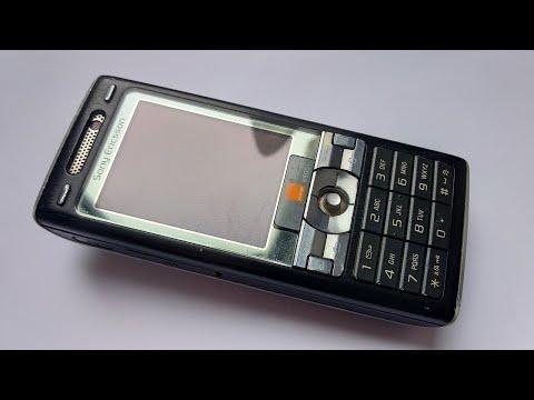 Sony Ericsson K800i - Komórkowe zabytki #58