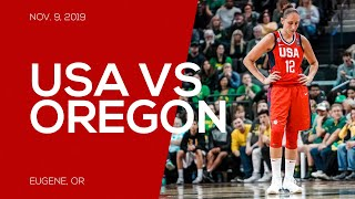 USA FALLS TO OREGON IN A THRILLER // HIGHLIGHTS