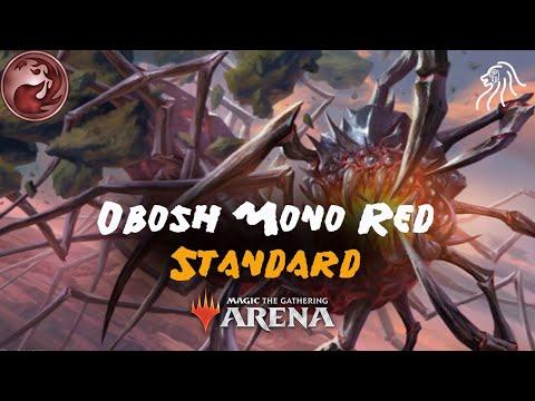 MYTHIC #2 Obosh Mono Red MTGA BO1 BO3