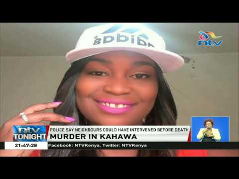 Man arrested by police for allegedly killing his wife in Kahawa Sukari