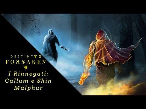 Destiny 2 Lore: la storia di Callum e Shin Malphur thumbnail