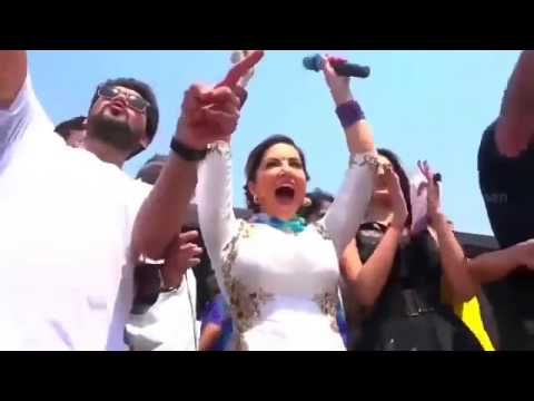 Sunny Leone And Sapna Choudhary Ll Hot Dance Video Ll 2016    सपना ने किया धमाल