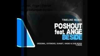 Скачать Poshout Feat Ange Beside Ultrasound Extended Version