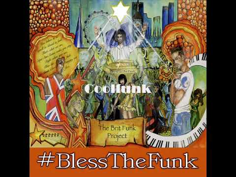 The Brit Funk Project - Hi-Tension (Bless The Funk)
