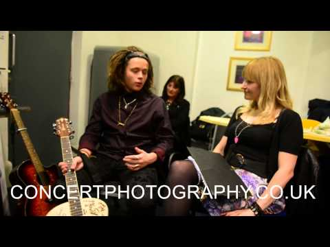 LUKE FRIEND TALKS ABOUT TOGETHER IN HARMONY CHARITY SINGLE
