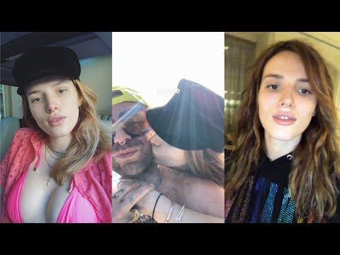 Bella Thorne | Snapchat Story | 8 May 2018 w/ Boyfriend Mod Sun