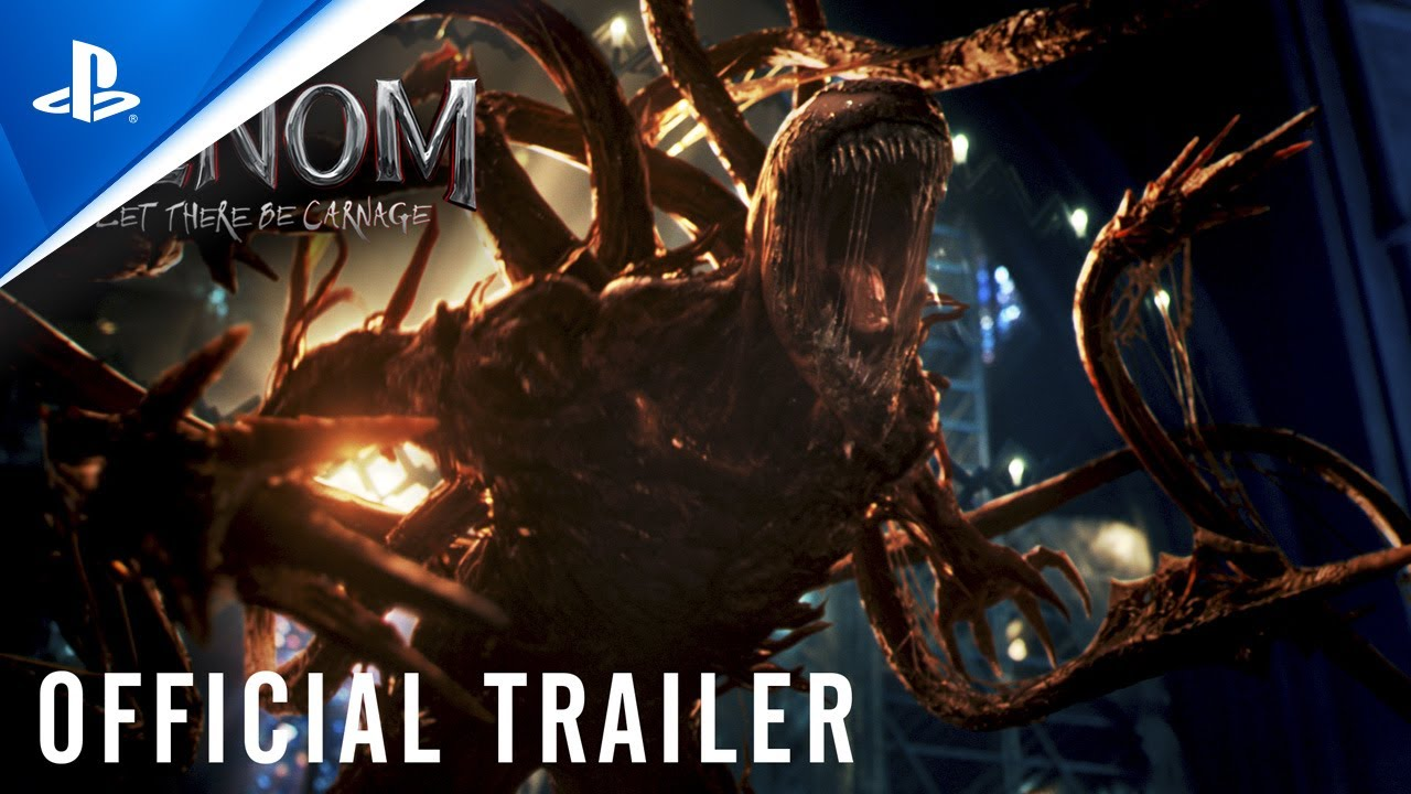 Venom: Let There Be Carnage   Trailer   In Cinemas September 16, 2021