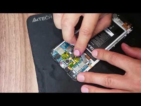 Как разобрать Oukitel C12 Pro