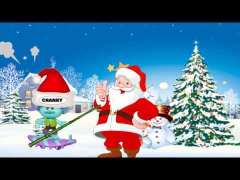 Christmas Song Animation for Kids