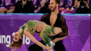 Winter Olympics 2018 | Olympic Figure Skater Gabriella Papadakis 'Nightmare' Wardrobe highlights
