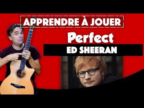 PERFECT - Ed sheeran -  TUTO GUITARE [FACILE]