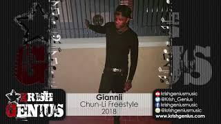 Giannii - Chun-Li Freestyle - May 2018