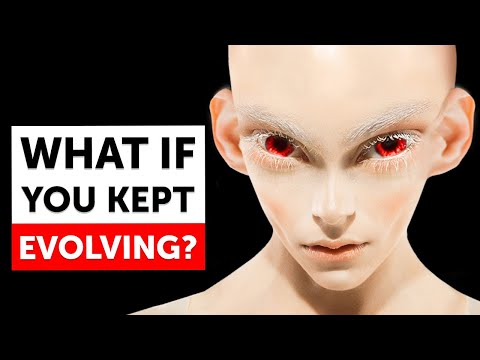 Here's How You'll Look If You're Still Evolving  
