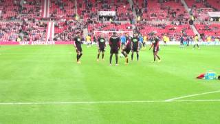 Video Gol Pertandingan Sunderland vs Swansea City