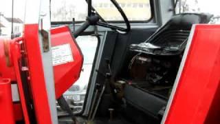 Massey Ferguson 590 tractor MF80 Loader