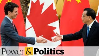 Beijing snubbed Trudeau's request to talk detainees with Chinese premier | Power & Politics
