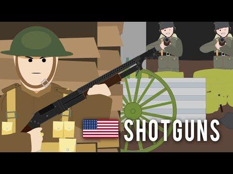 Shotguns (World War I)