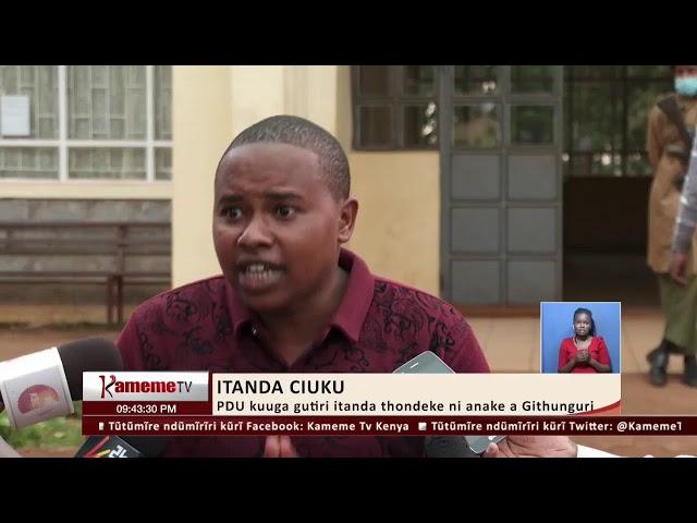 Kameme Tv Live | #MutamburukoWaMohoro na Gathoni wa Ng'ang'a | 26/01/2021