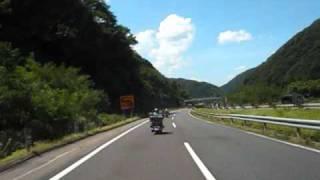 2010アメリカンサミットミーティングの道中・帰路の動画です。