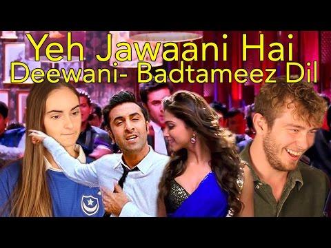 Badtameez Dil Reaction, Head Spread on Yeh...