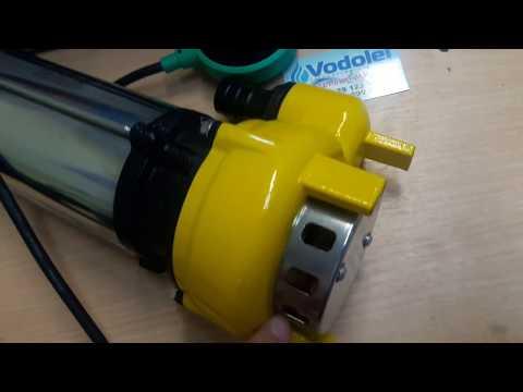 Дренажный насос для грязной воды IBO WQF 250 (Польша) Обзор.