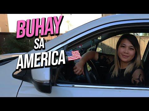 FILIPINO LIFE in USA | WHAT FILIPINOS THINK OF AMERICA