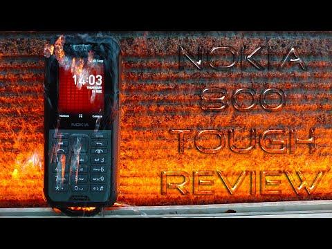Nokia 800 Tough Proper Review