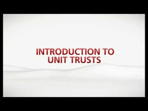 What are Unit Trusts
