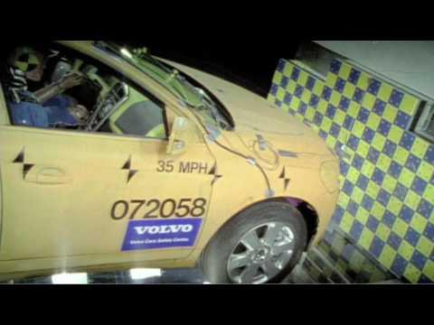 Volvo XC60: Crumple Zones