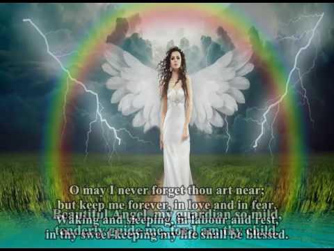 spirit guide or guardian angel