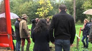 164 arbres plantés à Thoiry pour symboliser l'emploi