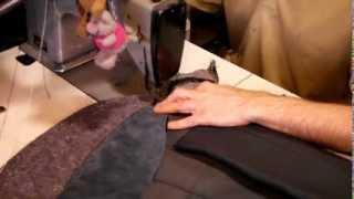 Ремонт сиденья автомобиля часть 2. Как отремонтировать сиденье авто.(ВНИМАНИЕ! Мой видеокурс