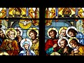 "Gambar cover ""Veni Creator Spiritus"" Fauxbourdon • English Translation by Fr. Adrian Fortescue"
