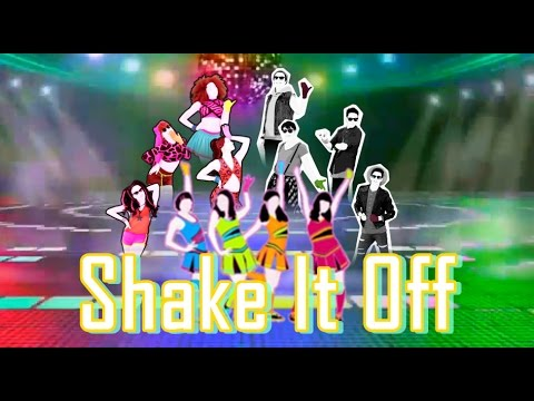 Just Dance 2018 Shake It Off By Taylor Swift Youtube