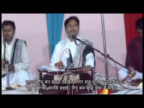 Sundarkand Bharat bhai Sadhu sunderkand parivar