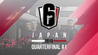 레인보우식스 시즈 시즌10 파이널 하이라이트 : Quarter-Final #1