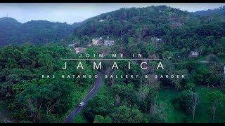 Join Me In Jamaica: Ras Natango Gallery & Garden