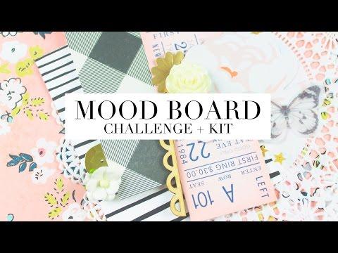 JANUARY HND MOOD BOARD CHALLENGE