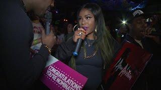 Fajah Lourens verrast I Am Aisha met een FunX Music Award nominatie