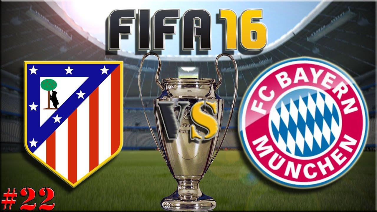 Fc Bayern MГјnchen Vs Atletico Madrid