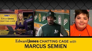 Chatting Cage: Semien answers questions from fans
