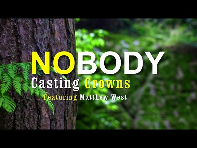 Nobody Casting Crowns With Lyrics Chords Chordify Print and download nobody sheet music by casting crowns. nobody casting crowns with lyrics