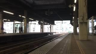 特急ライラック3号札幌駅入線【電子警笛あり!】