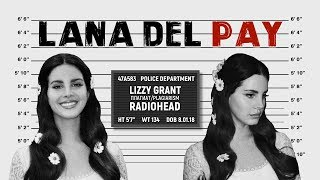 Lana Del Rey VS Radiohead VS The Hollies. ПЛАГИАТ ПЛАГИАТА.
