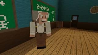 Minecraft Machinima : 5 tipos de professores