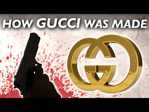 Gucci almost went bankrupt. Then a hitman saved them.